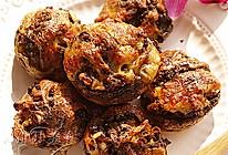 芝士鹌鹑蛋焗蘑菇的做法