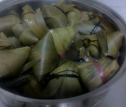 红枣粽子的做法