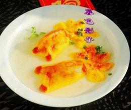 #元宵节美食大赏# 年年有鱼咸味汤圆的做法