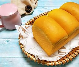 #精品菜谱挑战赛#南瓜吐司(消耗南瓜粉)的做法