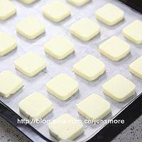 极简风炼奶小饼干的做法图解11