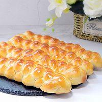 中种辫子面包(无黄油版)的做法图解24