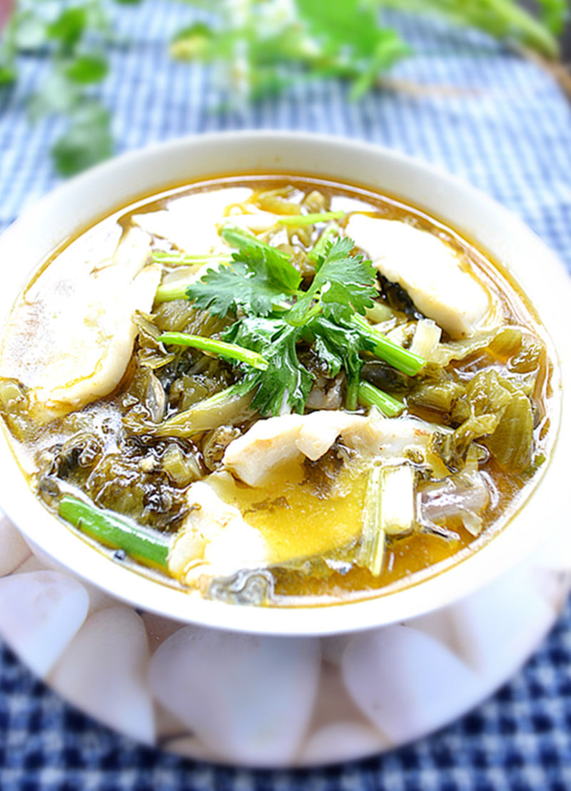 家常酸菜鱼的做法_【图解】家常酸菜鱼怎么做好吃