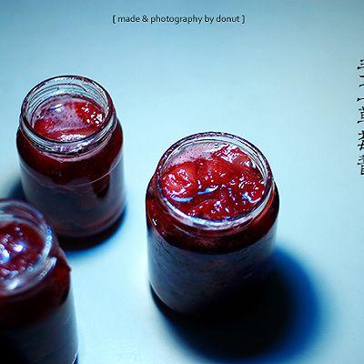 手工草莓酱