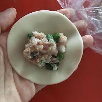 韭菜鸡蛋抱煎饺(附饺子包法)的做法图解4