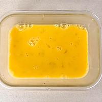 减脂三色藜麦虾仁鱿鱼蛋炒饭的做法图解4