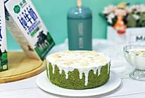 #美食视频挑战赛# 零添加酸奶抹茶戚风蛋糕的做法