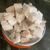 私房红烧肉的做法图解1