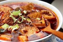 最上瘾的绝味川菜——麻婆豆腐的做法