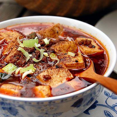 最上瘾的绝味川菜——麻婆豆腐