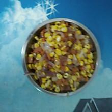 洋葱火腿玉米丁