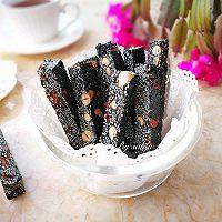 黑芝麻花生糖#柏翠辅食节-健康食疗#的做法图解13