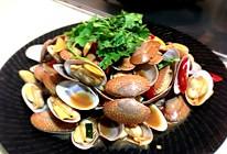 厦门酱油水油蛤[简单三部曲]的做法