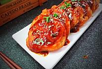 鱼香香酥藕夹的做法
