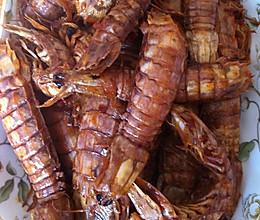 麻辣虾爬子(皮皮虾)的做法