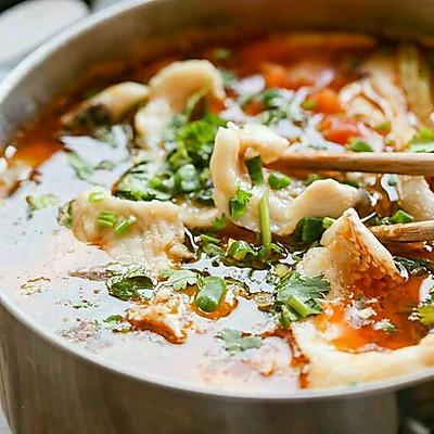 番茄水煮鱼