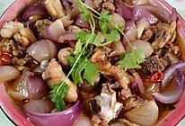 #餐桌上的春日限定#红葱头蒸鸡肉的做法