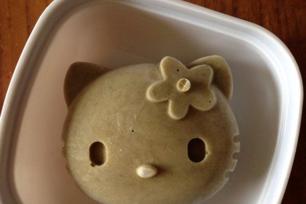 绿豆沙冰糕的做法