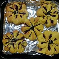 紫薯馅南瓜面包的做法图解12