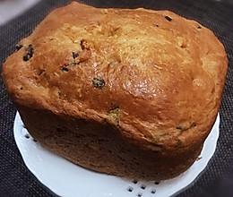东凌面包机~果仁椰蓉甜面包的做法