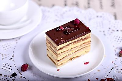 德普烤箱食谱—歌剧院蛋糕