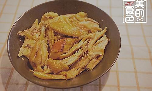 电饭煲焗鸡的做法