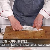 烘焙纸包加拿大红鱼的做法图解8