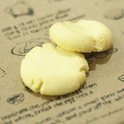 玛格丽特饼干的做法(烤箱做饼干)