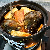 香辣草鱼豆腐煲的做法图解15