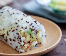 藜麦粢饭团的做法