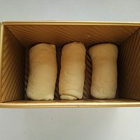 fluff棉花糖之超软拉丝波兰种吐司#有颜值的实力派#的做法图解10