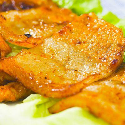 好吃到哭的韩式五花肉