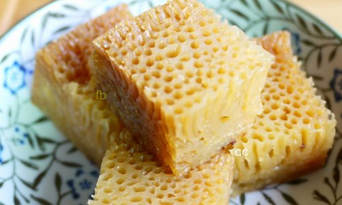 蜂巢蛋糕------LP的最爱的做法
