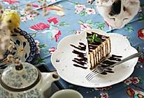 酸奶冻芝士蛋糕-夏季下午茶的做法