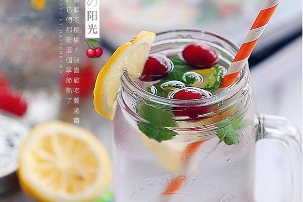 清凉苏打水的做法