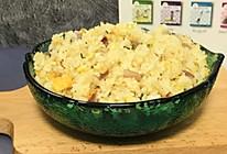 洋葱蛋炒饭的做法