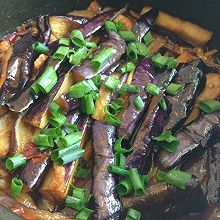 咸鱼茄子煲(紫色茄子的秘密)