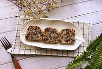 赤小豆糯米糕的做法