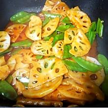 #下饭红烧菜#茄汁藕片