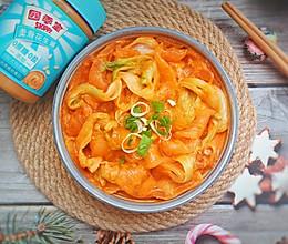 #四季宝蓝小罐#多汁火锅粉的做法