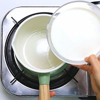 木瓜牛奶冻——迷迭香的做法图解2