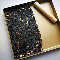 黑芝麻花生糖#柏翠辅食节-健康食疗#的做法图解10