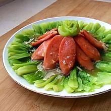 蚝油小油菜