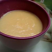 木瓜牛奶糊的做法图解1