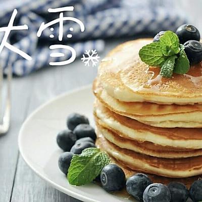 美味蛋糕饼(电饼铛版)