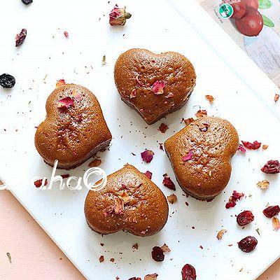 蔓越莓红糖蒸糕