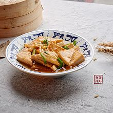 #网红美食我来做#豆腐当道
