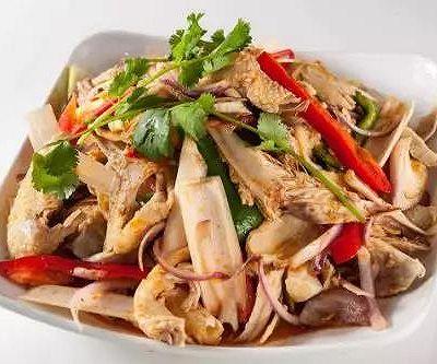 没有什么可以征服我的胃,除了新疆正宗椒麻鸡!