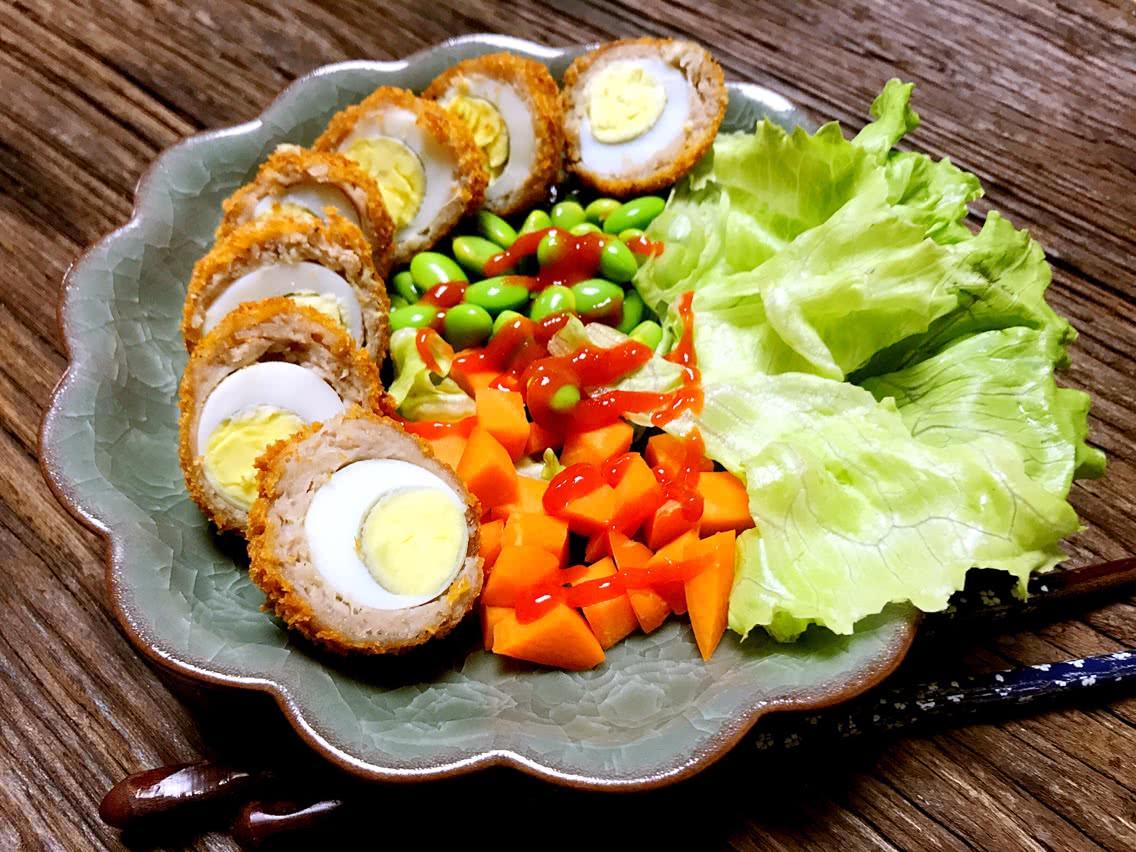 做法一勺低筋做法一勺香酥面粉蛋的淀粉菜谱本鹌鹑的步骤由长沙比较什么吃好吃家常菜图片