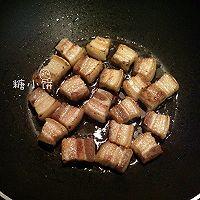 【墨鱼干红烧肉】的做法图解8